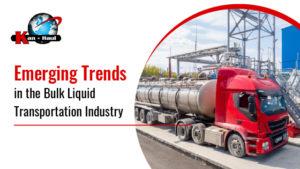 Emerging Trends in the Bulk Liquid Transportation Industry