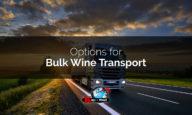 Options for Bulk Wine Transport