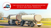 Logistics of Bulk Transportation of Milk and Dairy Products
