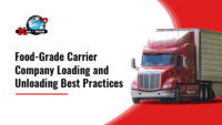 Food-Grade Carrier Company Loading and Unloading Best Practices