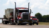 Flatbed Truck, shipping through Kan-Haul, Inc.