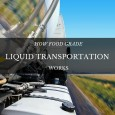 food grade liquid transport
