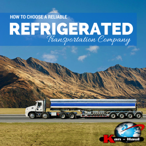 Refrigerated Transportation