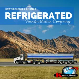 Refrigerated Transportation