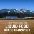liquid food grade transport