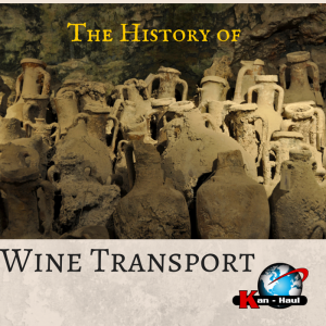 history of wine transport