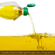 Using FlexiTanks for Bulk Liquid Transportation of Vegetable Oil