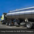Using Flexitanks for Bulk Wine Transport