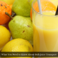 What You Need to Know About Bulk Juice Transport
