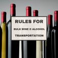 bulk wine transportation