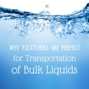 flexitanks bulk liquid transportation