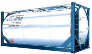 Transport in Iso Tanks with KanHaul, Inc.