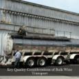 Key Quality Considerations of Bulk Wine Transport