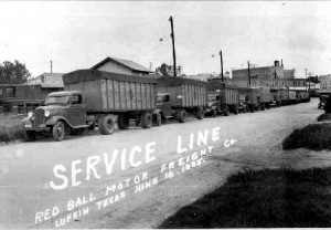 A history of excellent service and Freight shipping