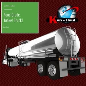 Food Grade Tanker Truck