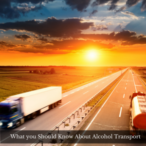 Alcohol Transportation