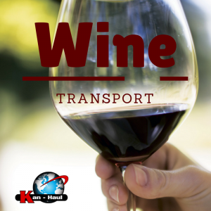 wine transport and shipping
